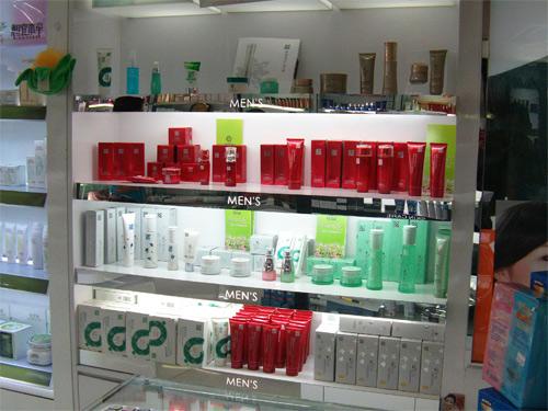 品店每月净赚多少 化妆品排行榜前十名 化妆品店装修效果图