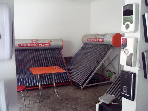 和国际领先的太阳能热水器自动化生产线